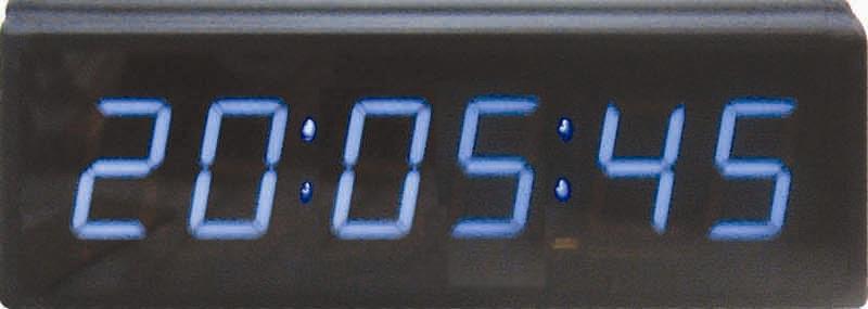 led电子时钟001