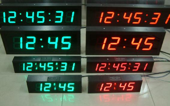 NTP时钟产品图片